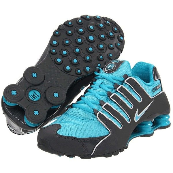Nike Shox Nz found on Polyvore