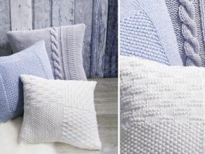 comment tricoter un coussin • Hellocoton.fr
