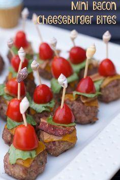 Best Outdoor Party Foods Ideas On Pinterest Fruit Skewers