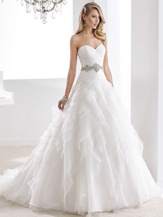 Die besten 17 Ideen zu Hochzeitskleider auf Pinterest ...