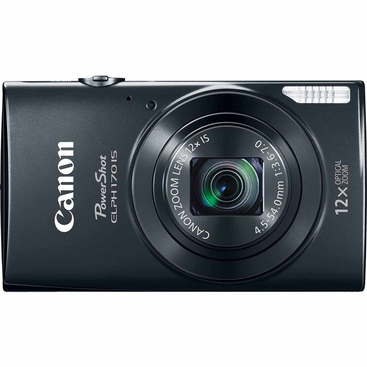 9 besten Canon powershot elph 170 is 20 0mp digital camera Bilder ...
