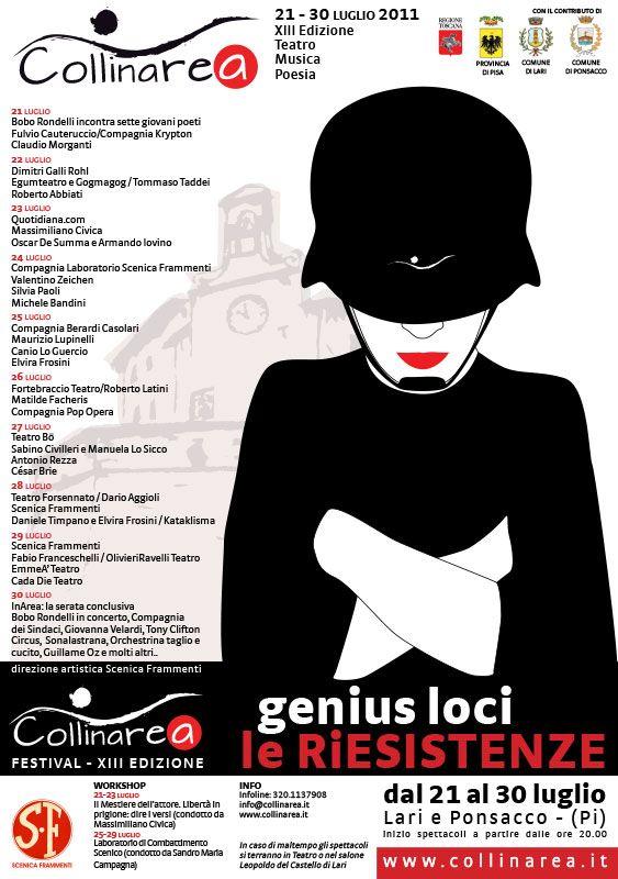 Festival Collinarea 2011 (Michele Fiaschi e Loris Seghizzi)