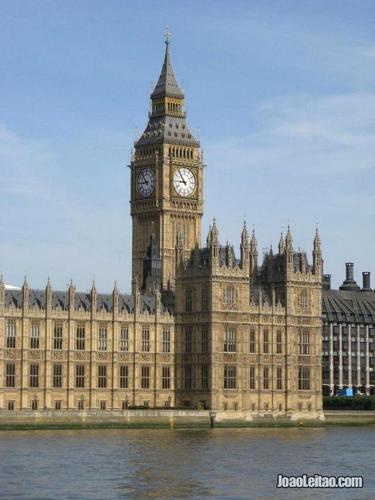 Fotos de Londres - Imagens dos locais mais famosos