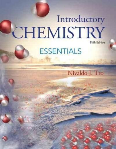 Introductory Chemistry: Essentials (Hardcover)