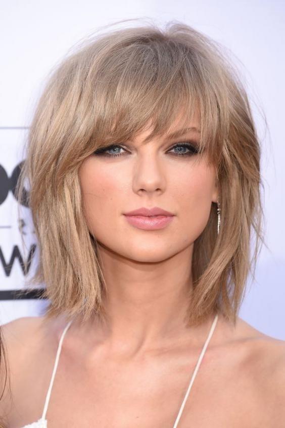Taylor Swift Frisur 2018 Frisurmit Hairstyles Signaturefrisuren