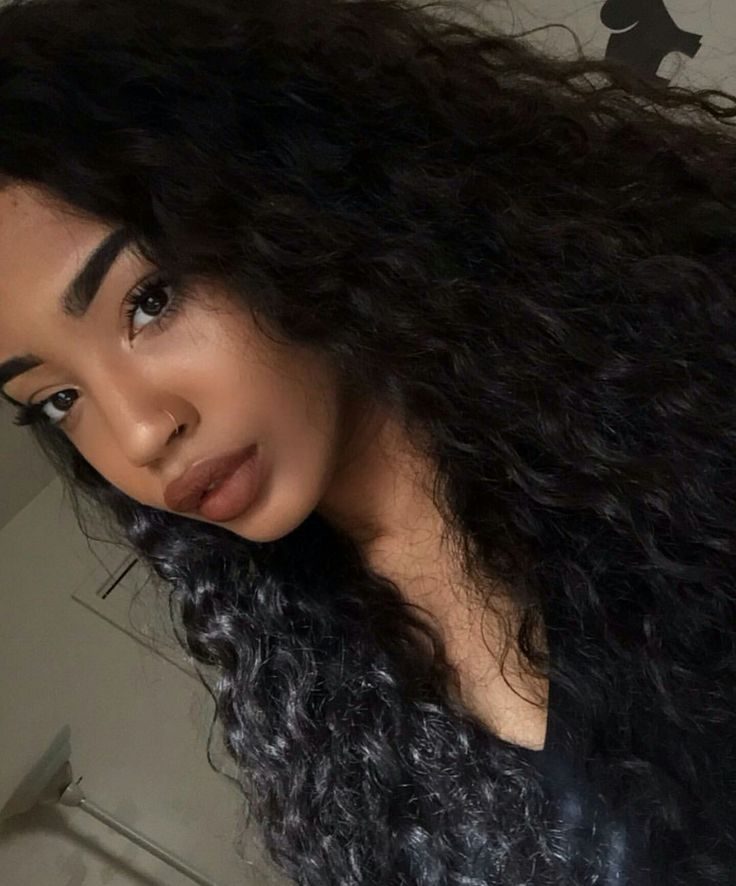 Pin By Goddess Queen On Hair 2 Curly Hair Styles Hair Styles Hair Makeup