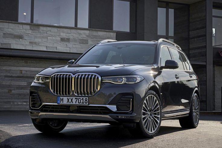 Новые кроссоверы-BMW X7 2019-2020.   Экзотические ...