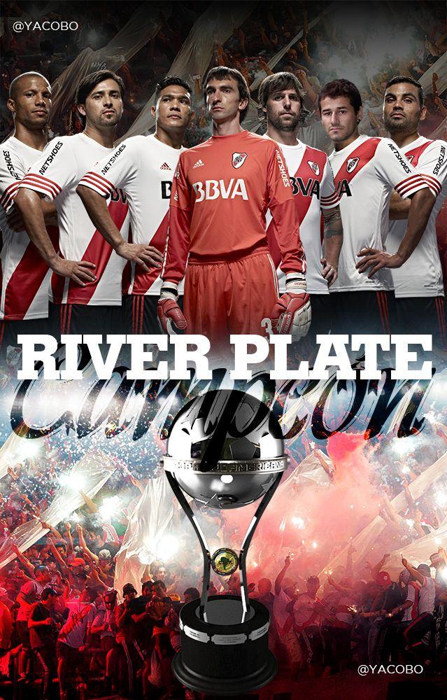 River Plate Campeón Copa Sudamericana 2014