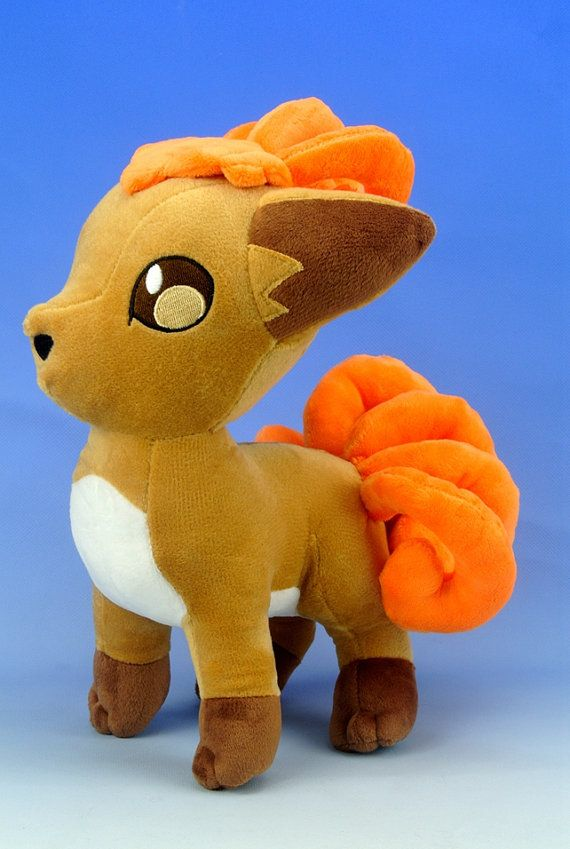 Hey, I found this really awesome Etsy listing at https://www.etsy.com/listing/204225113/vulpix-plush-doll-pokemon-pocket-monster
