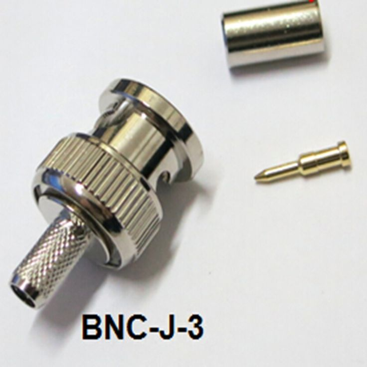 Male cable waterproof coaxial bnc connector for cctv camera, View bnc connector, Shengzhou Product Details from Danyang Shenzhou Electronic Communication Co., Ltd. on Alibaba.com