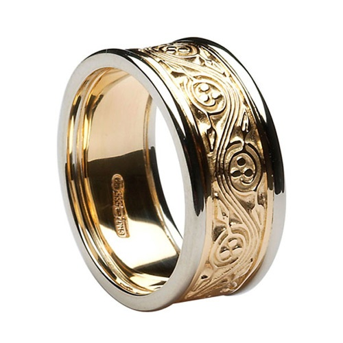 Nessa Triscele Wedding Band (C-3760)