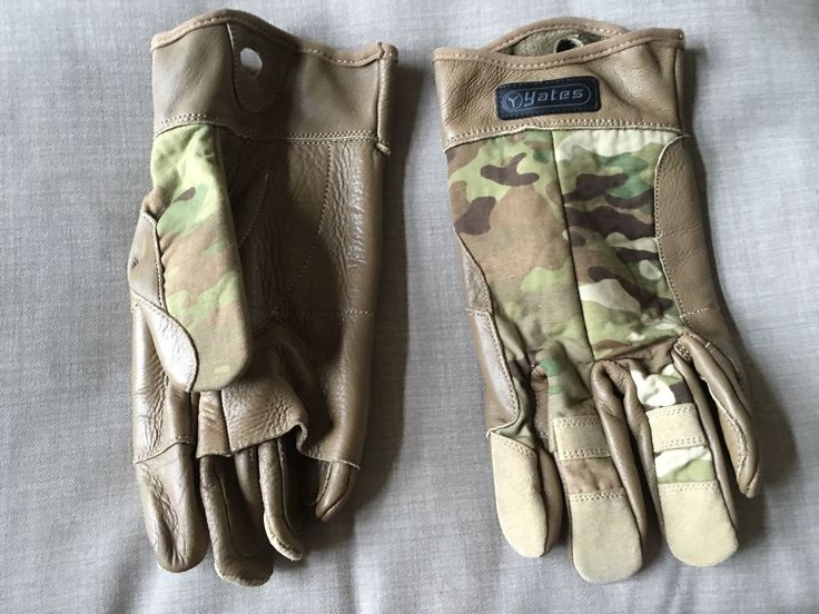 Tactical Gloves 177898: Yates 925 Tactical Rappel/Fast Rope Gloves Multi-Cam - Xxl -> BUY IT NOW ONLY: $44.95 on eBay!