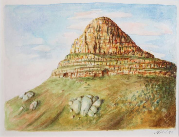 """""""An Other Mountain Series"""" - #24 