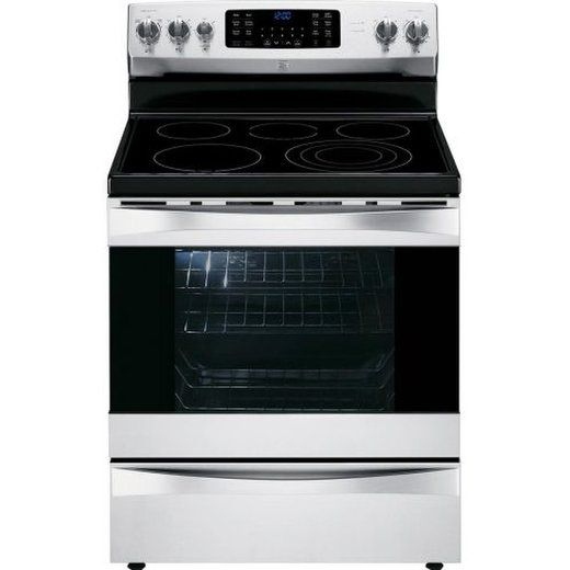 Kenmore Electric Cooktop Review Pros And Cons In 2019 Farm House Kitchen Kenmore Elite Electric Cooktop Kitchen Stove