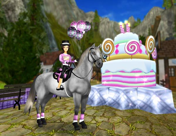 Our birthday gift to you: awesome Star Coins & Star Rider discounts!