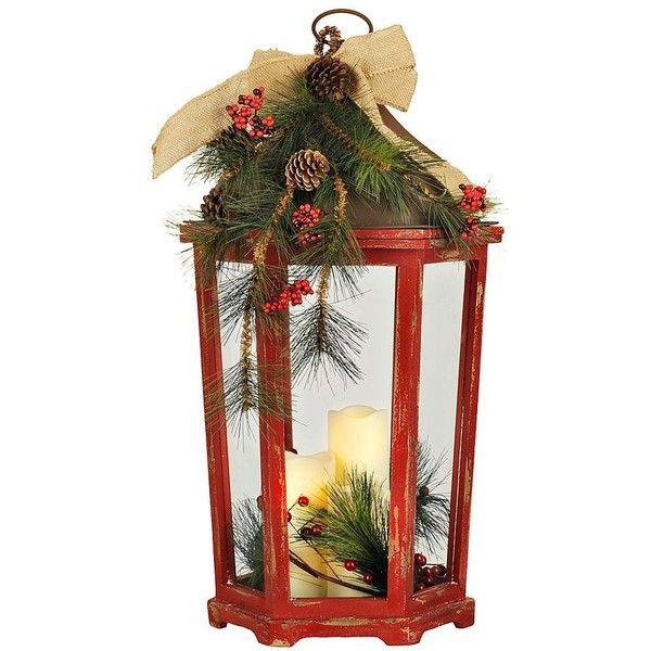 Best christmas lantern s images on pinterest