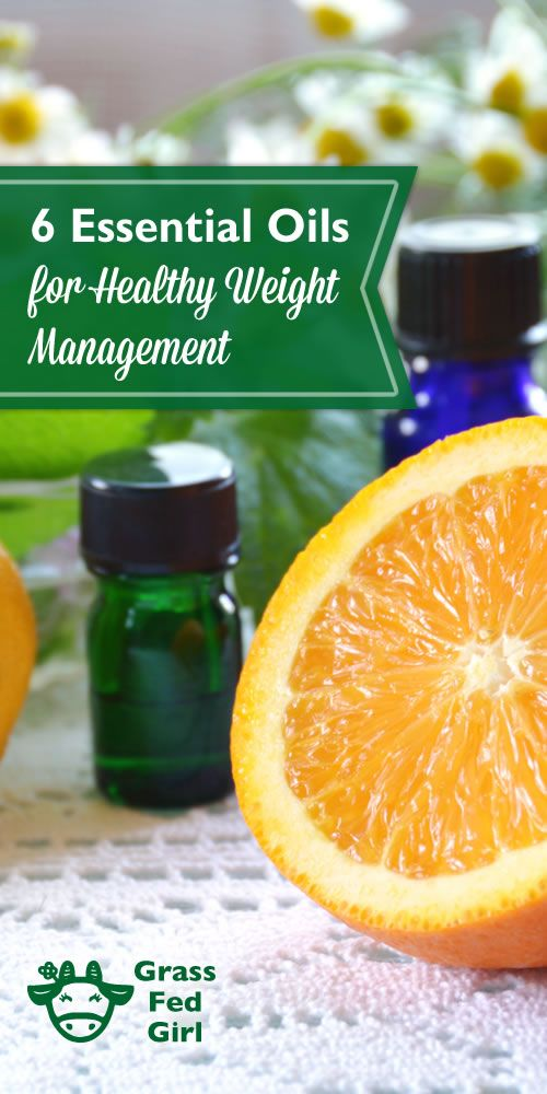 Herbs for weight loss Essential Oils for Healthy Weight Management