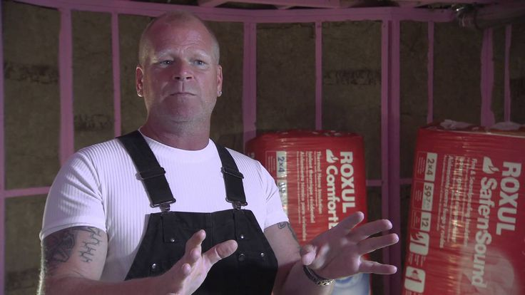 Trusted contractor, Mike Holmes has been using ROXUL products for over a decade for their fire resistance, mould resistance and sound absorption. Mike and hi...