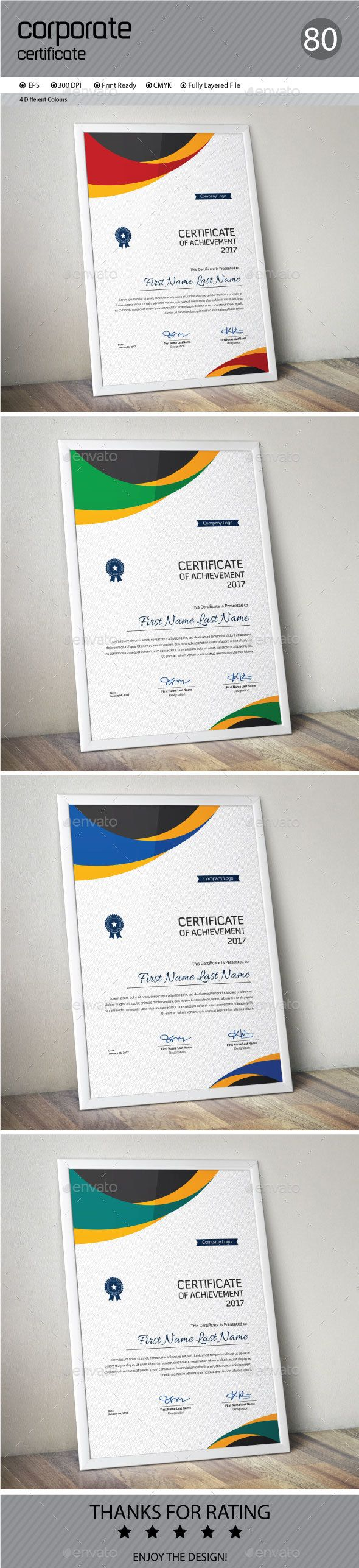134 besten Award Certificates Bilder auf Pinterest   Schriftarten ...