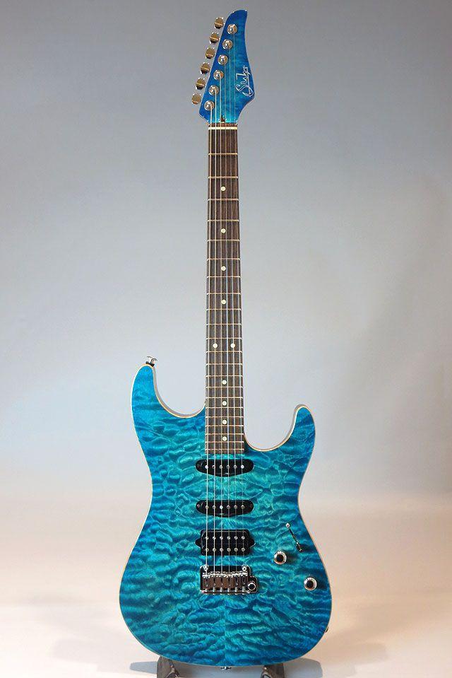 81 best かっこいいギターデザインまとめ images on Pinterest | Guitars ...