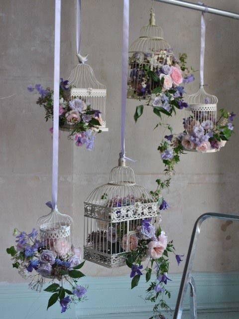 shabby chic cosas que me encantan de jardiner a pinterest shabby bird cages and craft. Black Bedroom Furniture Sets. Home Design Ideas
