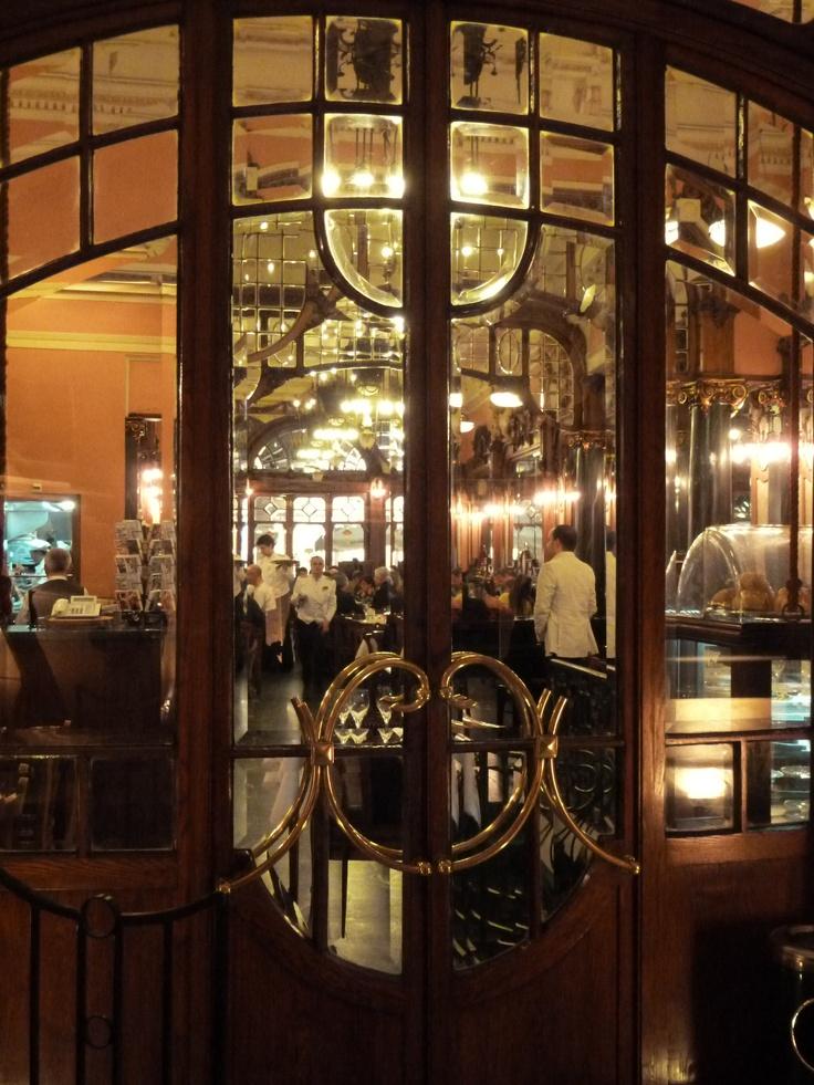 Cafe Majestic, Porto, Portugal.