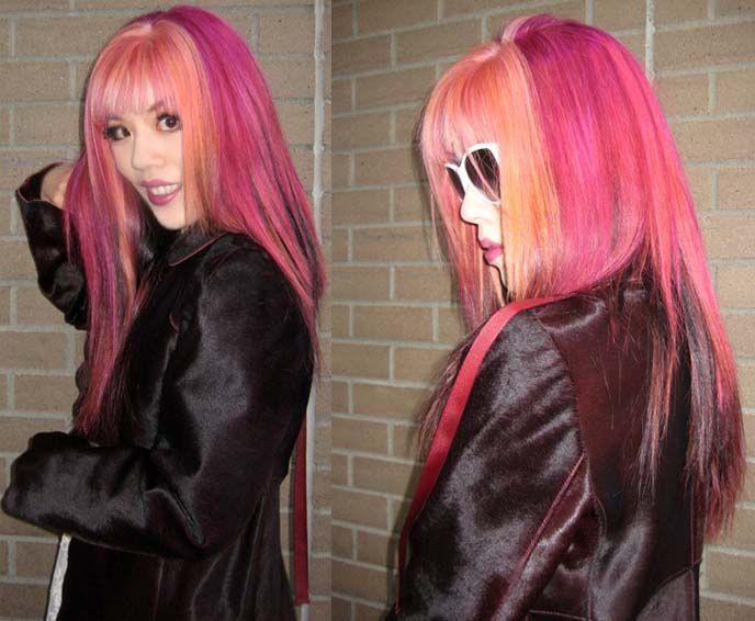 goth hairstyles ideas