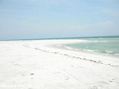 Crooked Island Mexico Beach Florida