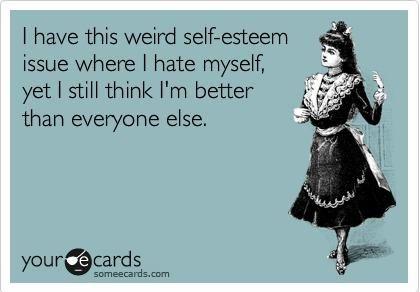 Hahahaha.Every Girl, Self Esteem Issues, Funny Stories, Too Funny, So True, So Funny, True Stories, Girls Life