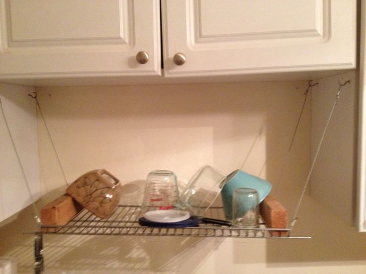 Diy Dish Drying Rack Diy Ideas Pinterest Cabinets