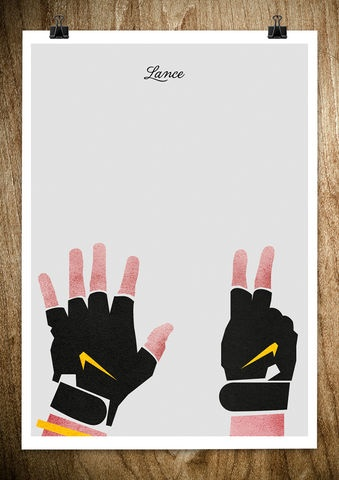 HANDS collection - Limited edition prints by Rocco Malatesta