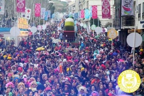 """Faça um """"Figurão"""" no Carnaval mais português de Portugal"""