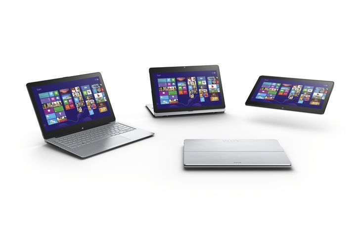 Komputer VAIO® Fit multi-flip™