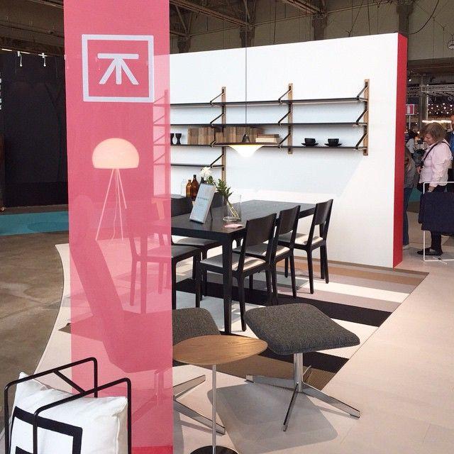 #habitare2015 #nurmela #finnishdesign #design #NurmelaLink #TapioAnttila - photos Instagram