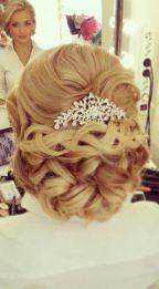 Fonott menyasszonyi frizura 8 , Bridal hair braids 8 www.elstile.ru