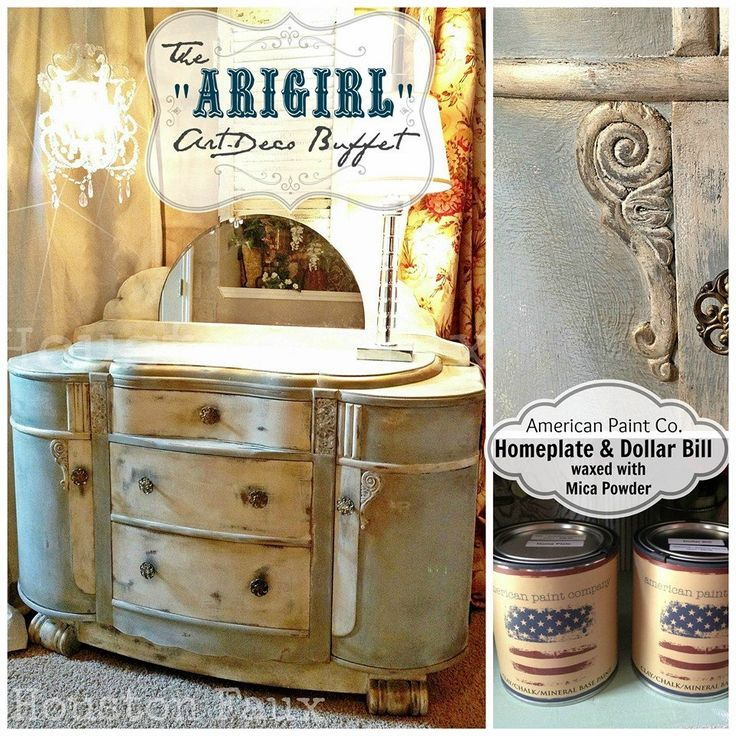 Charming Buffet Done In American Paint Company Paints And Products Houston Faux