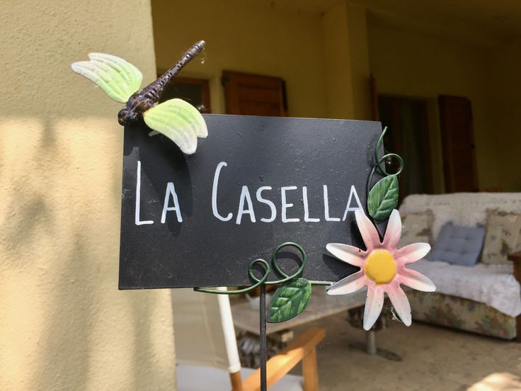 Welcome @ La Casella! A wonderful holiday home with pool.