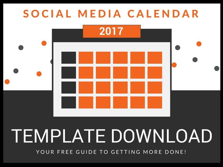 The 25+ best Social media calendar template ideas on Pinterest - social media plan template