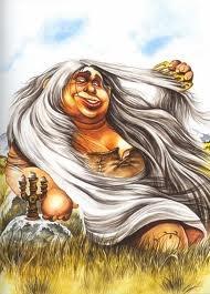 basandere euskal mitologia - Buscar con Google