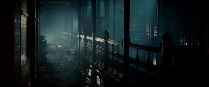 Una Arquitectura distópica. Blade Runner