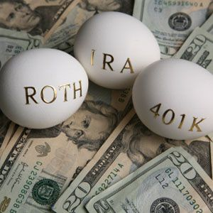 """IRA: An Individual Retirement Account is a form of """"individual retirement plan"""", provided by many financial institutions, that provides tax advantages for retirement savings in the United States.  401k: tax qualified defined contribution pension plan account."""