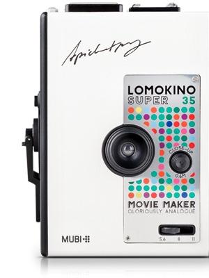 Lomokino Mubi Edition | Aksara