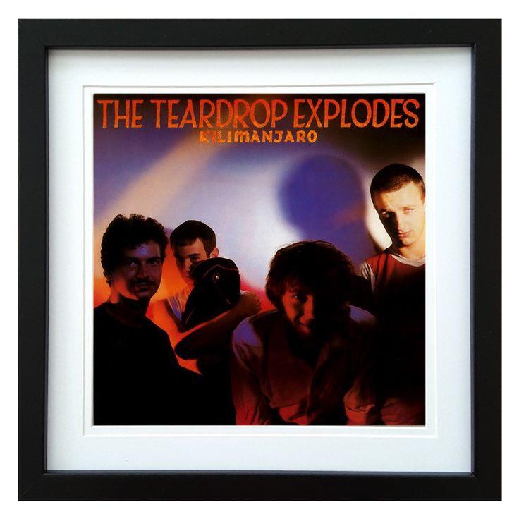 The Teardrop Explodes | Kilimanjaro Album | ArtRockStore