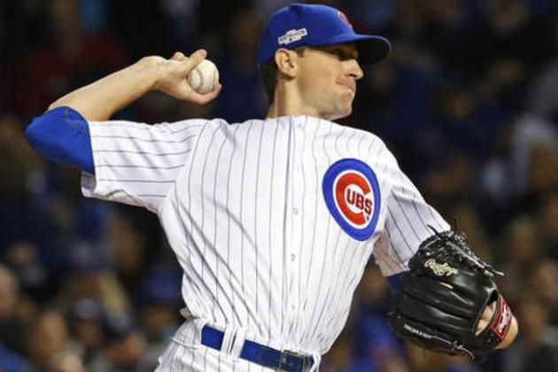 World Series Schedule: TV Info and Live Stream for Indians vs. Cubs Game 3