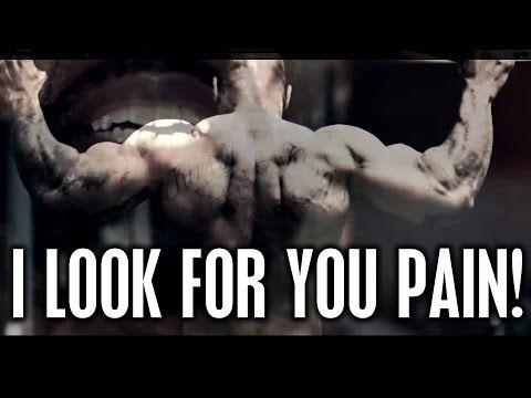 I look for you pain! Pull up and deadlifts with CT Fletcher featuring Frank…