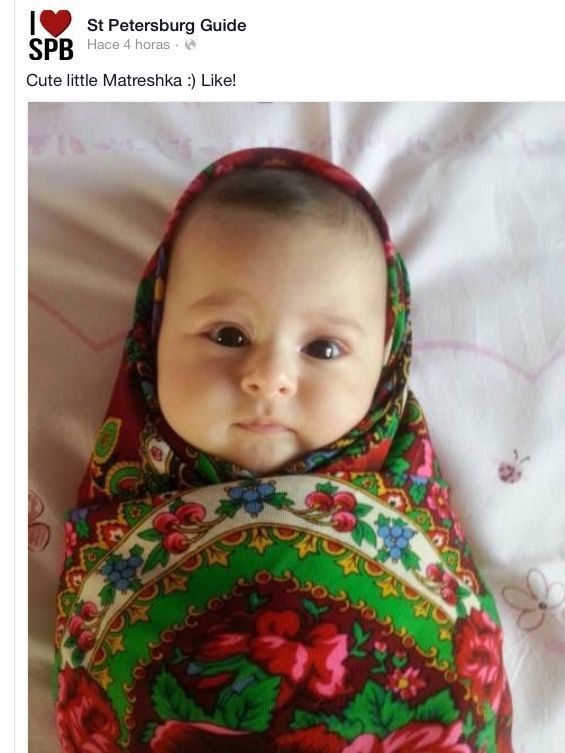 Looks like a little Russian nesting doll ... sooo adorable!  (: