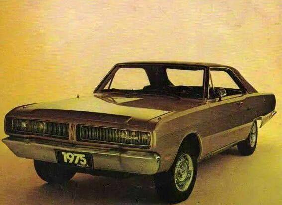 1975 Dodge Charger LS - Brasil