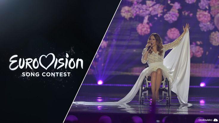 Monika Kuszyńska - In The Name Of Love EUROWIZJA 2014 POLSKA #eurowizja #polska #dodawisko
