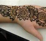 Arabic Dulhan Mehndi Designs 4