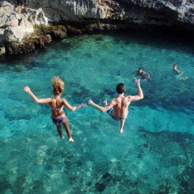 Greece, Thassos, Giola